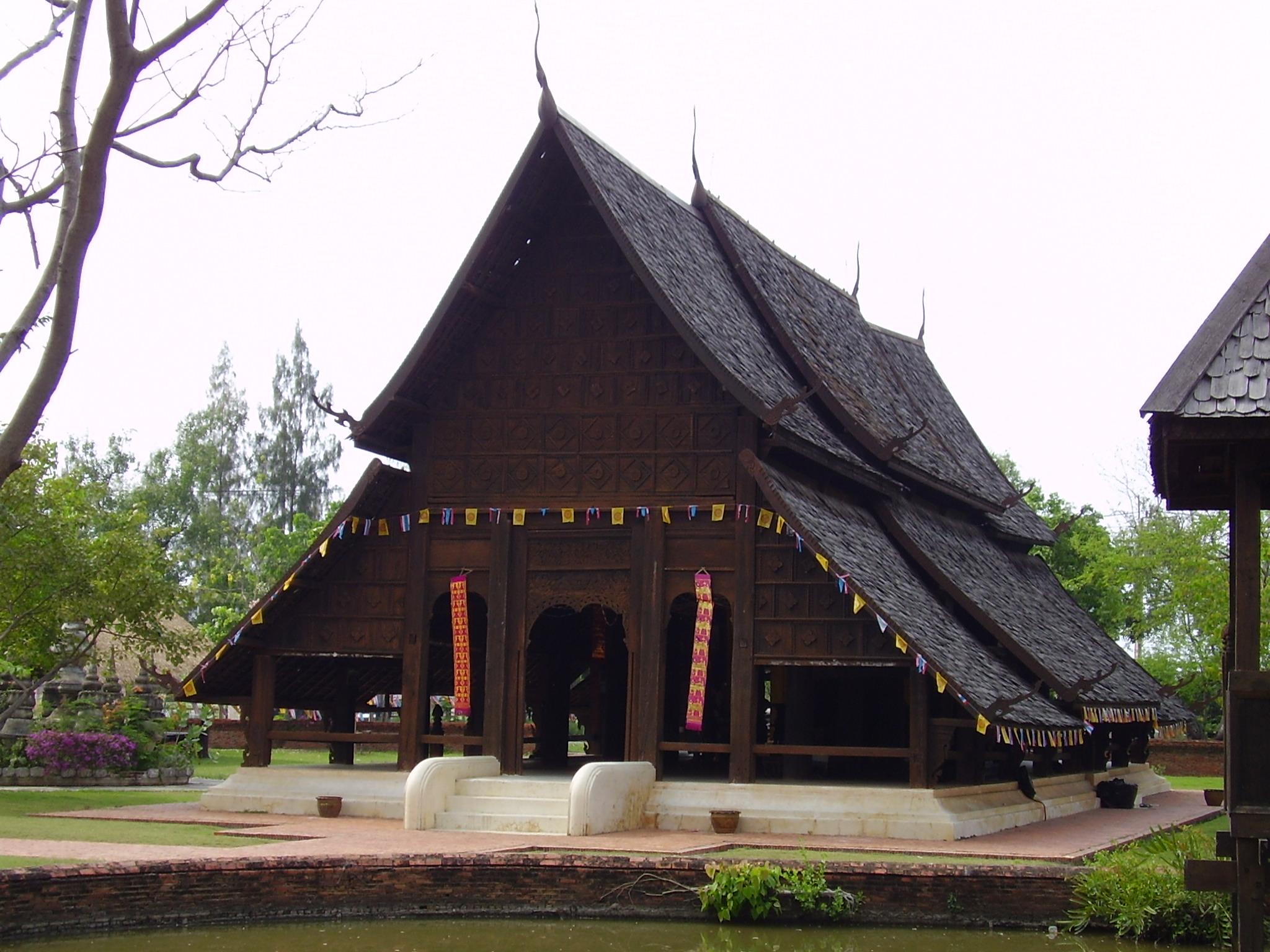 Viking Architecture: Ben Salmons's Blog