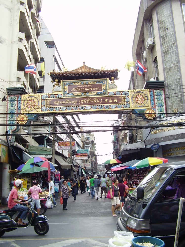 A Year in Bangkok - A Visit to Chinatown (2/6)