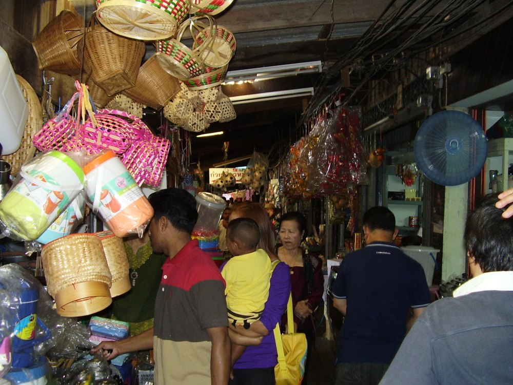 A Year in Bangkok - Bang Phli Old Market (5/6)